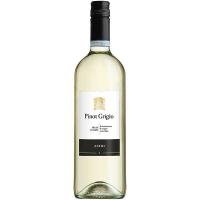 Вино Pinot Grigio тихе біле сухе 0.75л