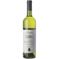 Вино Plantaze Krstac сухе біле 0,75л