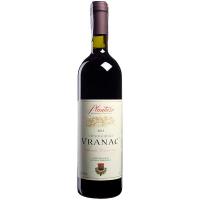 Вино Plantaze Vranac сухе червоне 0.75л