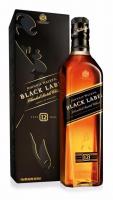 Віскі Johnnie Walker Black Label 12 років 40% 1л х2