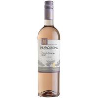 Вино Розе Піно Гріджіо Меццакорона рож. сухе Носіо 0.75л