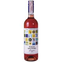 Вино Vinas del Vero рожеве сухе 0,75л