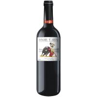 Вино Sangre y Arena Tinto Semidulce напівсол.черв. 0,75л