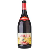 Вино Sangria Peter червоне напівсолодке 1,5л