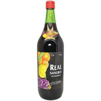 Винo Sangria Real Sangria valdepablo червоне солодке 1,5л