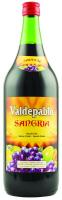 Винo Sangria Real Valdepablo червоне солодке 7% 1,5л