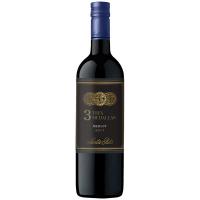 Вино Santa Rita Tres Meadallas Merlot червоне сухе 0,75л