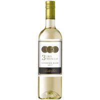 Винo Santa Rita Tres Medallas біле сухе 0,75л