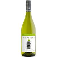 Вино Sauvignon Blanc Overstone сухе біле 0,75л