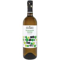 Вино Shabo Шабський погріб напівсолодке біле 0.75л