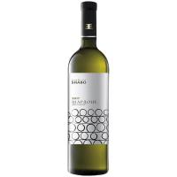 Вино Шабо Шардоне біле сухе 0,75л