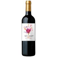 Вино So Malbec Cahors 13.5% 0.75л