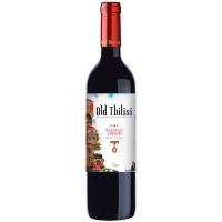 Вино Старий Тбілісі Сапераві червоне сухе 0,75л