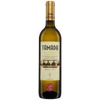 Вино Тамада Цинандалі біле сухе 0.75л