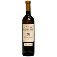 Вино TbilVino Алазанська долина біле 0,75л