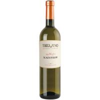 Вино Тбілвино Алазанське біле напівсолодке 0,75л