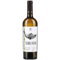 Вино Terra Initia Rkatsiteli біле сухе 0,75л
