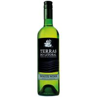 Вино Terras do Litoral Branco біле сухе 0,75л