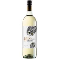 Вино Terre di Chieti Gufo Trebbiano 0.75л