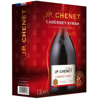 Вино TM JP Chenet Cabernet-Syrah червоне сухе Франція 1.5л