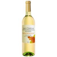 Вино ТМ Las Chilas біле сухе Чилі 0,75л