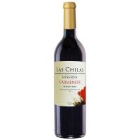 Вино ТМ Las Chilas червоне сухе Чилі 0,75л