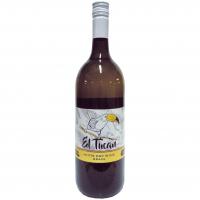 Винo El Tucan White Dry біле сухе 11% 1,5л