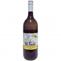 Винo El Tucan dry біле сухе 1,5л x3