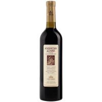 Вино Vardiani Алазанська Долина червоне н/солодке 0,75л