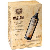 Вино Vaziani Алазанська долина н/солодке біле 3л