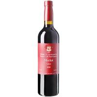 Вино ВГ Князя Трубецького Merlot червоне сухе 0,75л