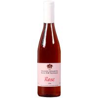 Вино ВГ Князя Трубецького Сіра рожеве сухе 0,75л