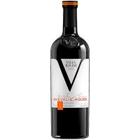 Вино Villa Krim Shevalie Rouge напівсолодке червоне 1,5л