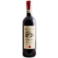 Вино Villa Puccini Chianti сухе червоне 0,75л