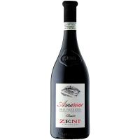 Вино Zeni Amorone Della Valpolicella червоне сухе. 0,75л