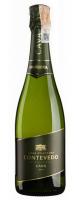 Вино ігристе Cava Gran Seleccion Contevedo Brut біле 0,75л