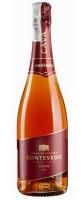 Вино ігристе Cava Gran Seleccion Contevedo Brut рожеве 0,75л
