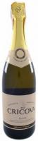 Вино ігристе Cricova біле напівсолодке 10,5-13,5% 0.75л