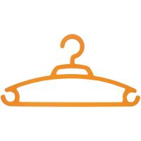 Вішалка Алеана для одягу 1шт арт.1001-39