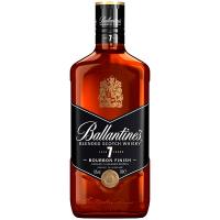 Віскі Ballantine`s Bourbon Finish 7років 40% 0,7л