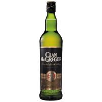 Віскі Clan MacGregor 40% 0,7л