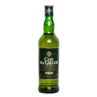 Віскі Clan MacGregor 40% 0,5л х6