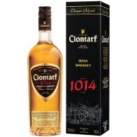 Віскі Clontart 1014 Classic Blend 40% 0.7л в коробці