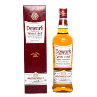 Віскі Dewar`s White Label від 3 років витримки 40% 1л короб