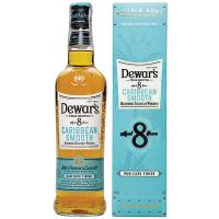 Віскі Dewar`s Caribbean smooth 8 років 40% 0,7л в коробці