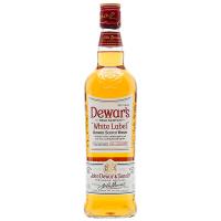 Віскі Dewars White Label 40% 0,7л