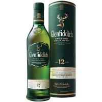 Віскі Glenfiddich 12 років 40% 0,7л