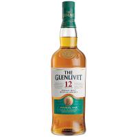 Віскі Glenlivet 12років 40% 0,7л в коробці