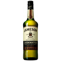 Віскі Jameson Caskmates 40% 0,7л