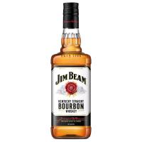 Віскі Jim Beam white 40% 0,5л